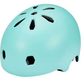 TSG Meta Solid Color Helmet satin blue tint